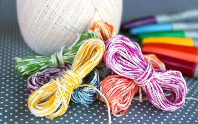 Sweet Explorations – DIY Corner: Baker's Twine