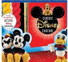 Disney And Peanuts Crochet