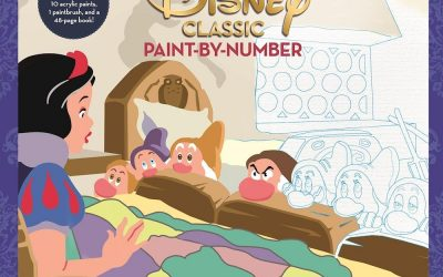 Disney Classic Paint-by-Number