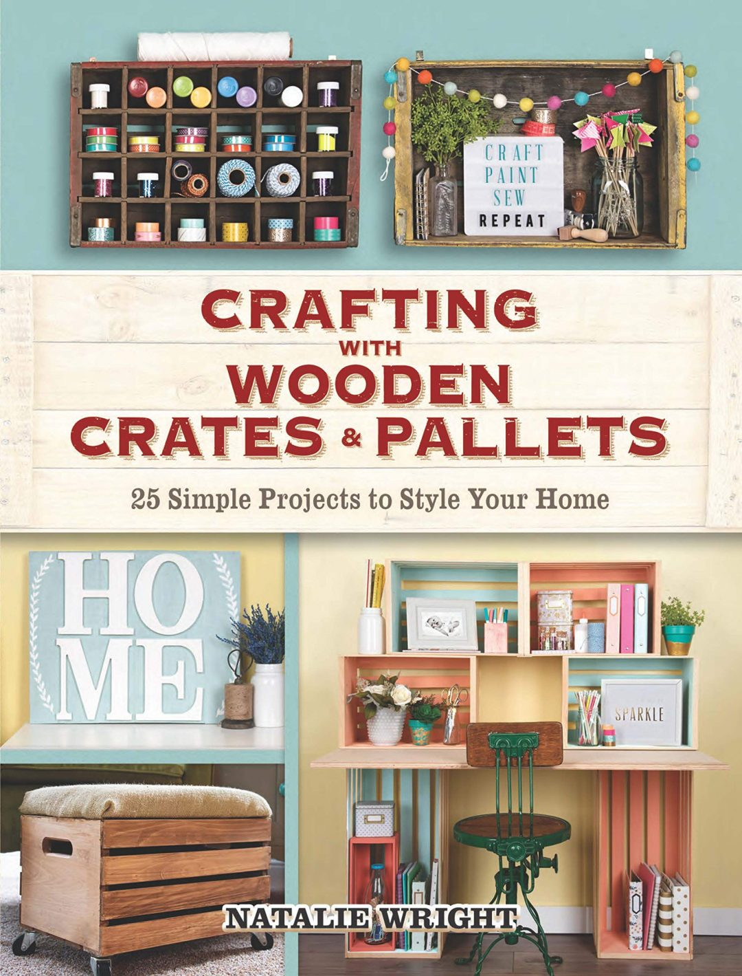 New Crafting Books!